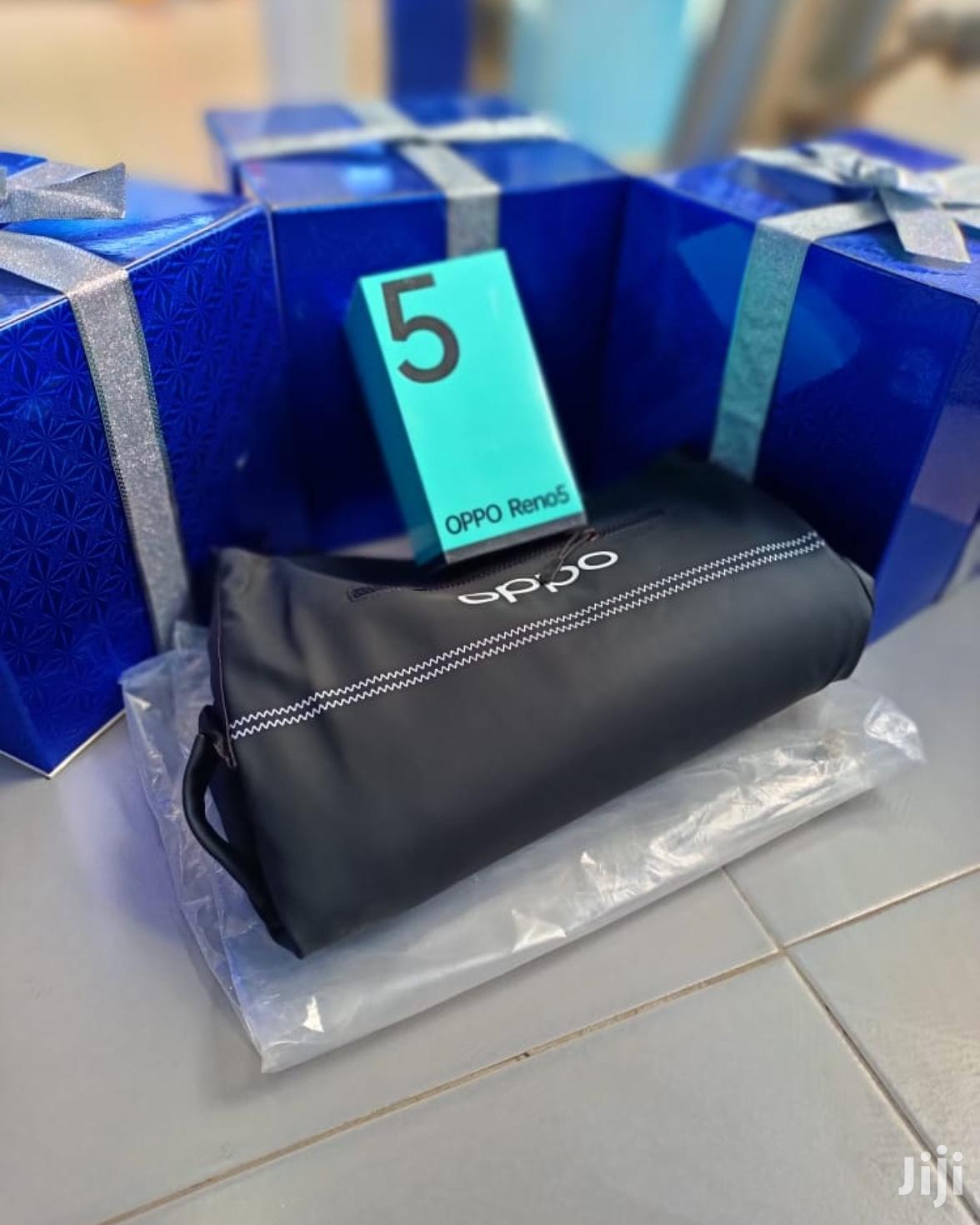 New Oppo Reno5 4G 128 GB Silver