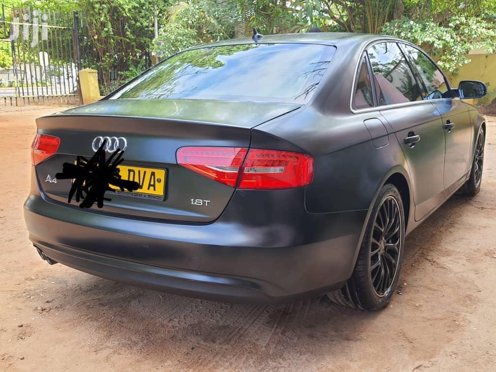 Audi A4 2011 Gray   Cars for sale in Kinondoni, Dar es Salaam, Tanzania