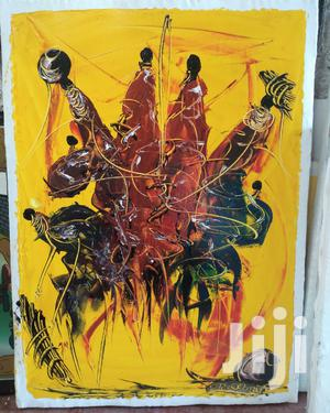 Maasai Abstract Painting | Arts & Crafts for sale in Arusha Region, Arusha