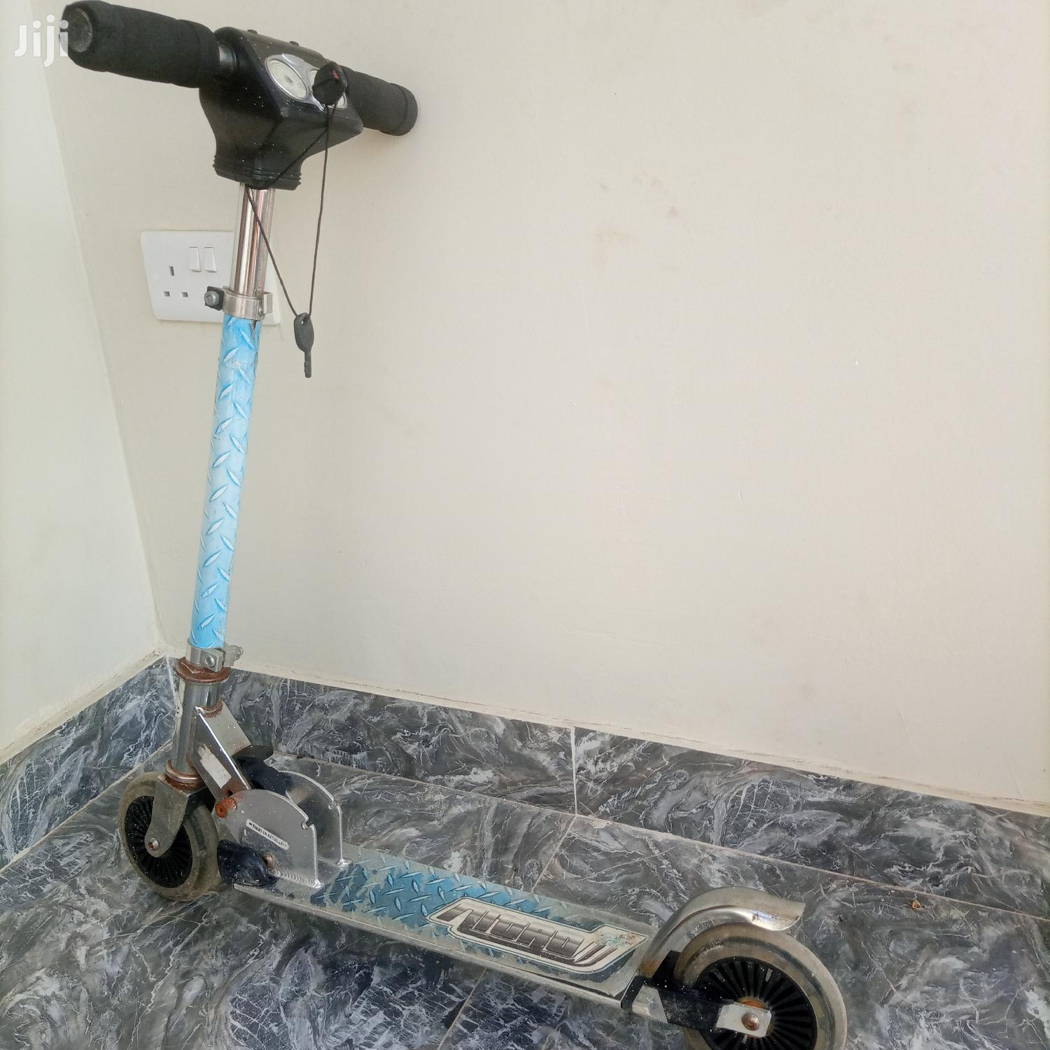 Archive: Used Scooter