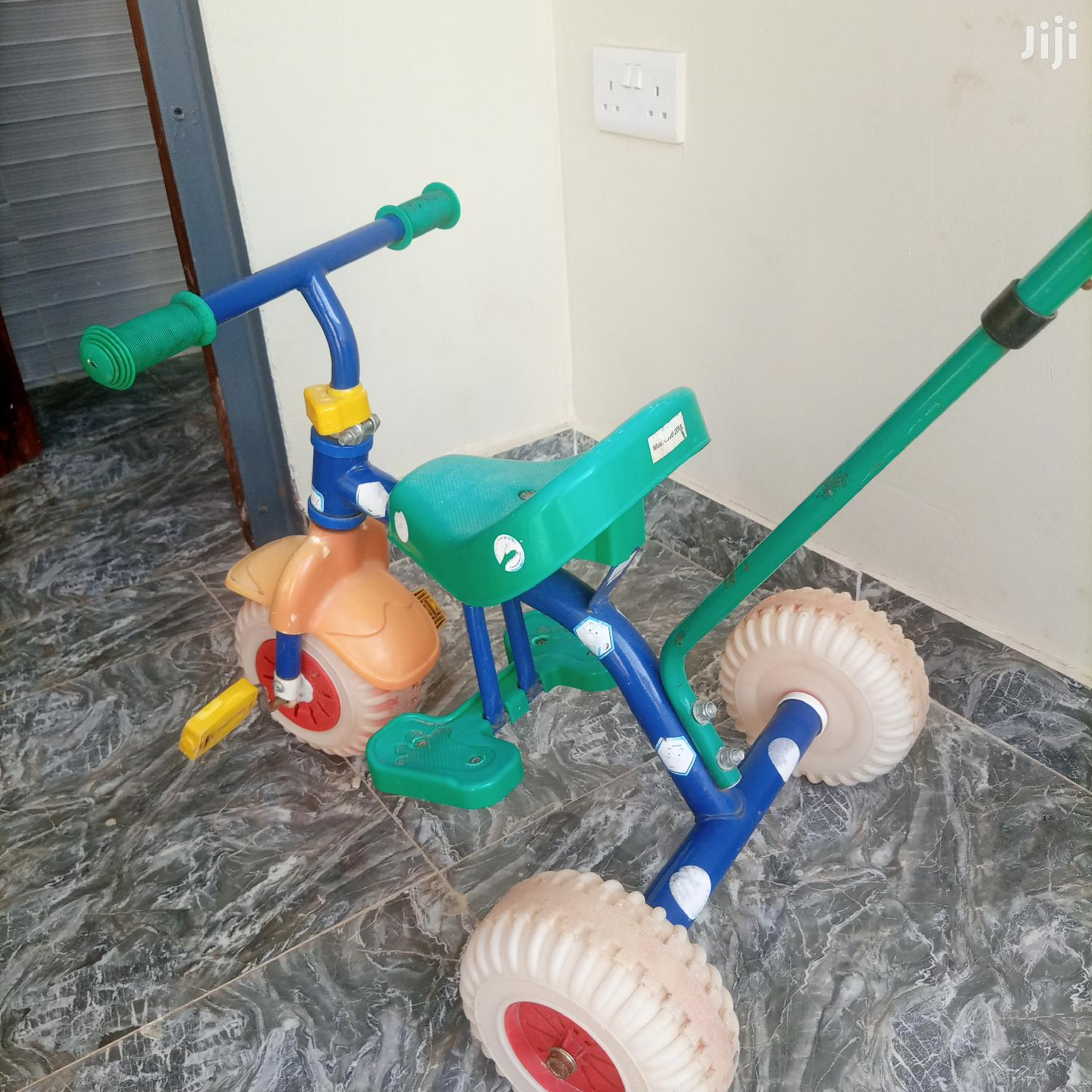 Archive: Used Kids Tricycle
