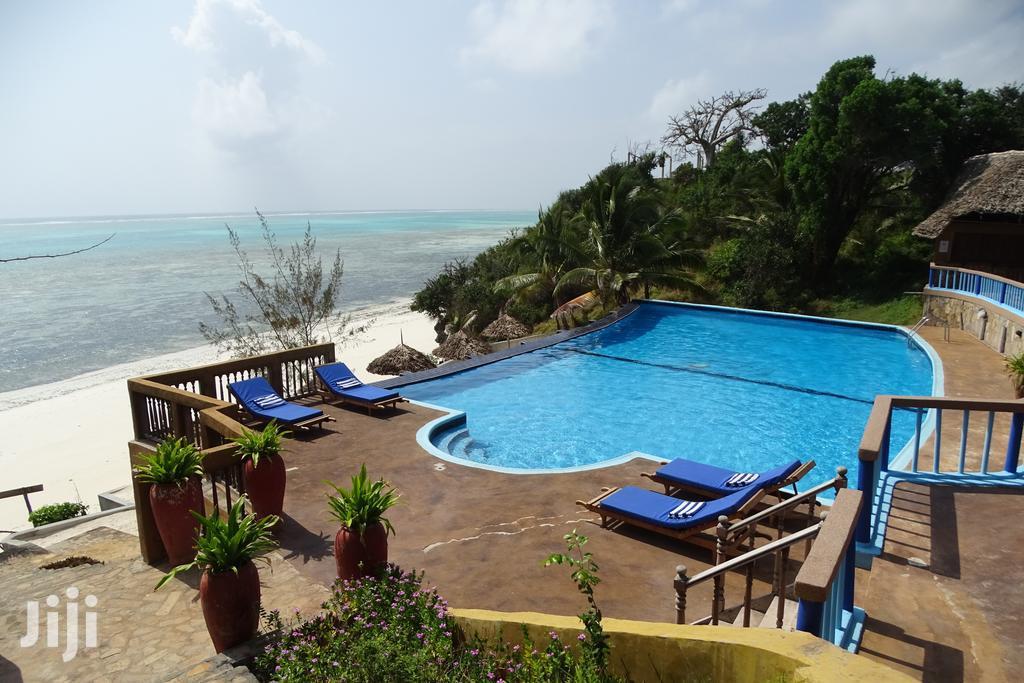 Beautiful Hotel Beach For Sale In Zanzibar.