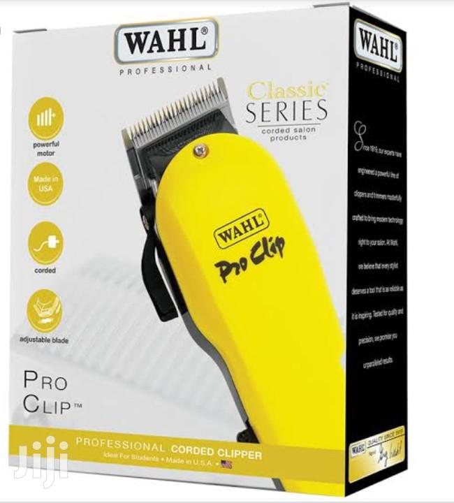 Wahl PRO Clip Brand New Original for Burber Shop | Tools & Accessories for sale in Ilala, Dar es Salaam, Tanzania