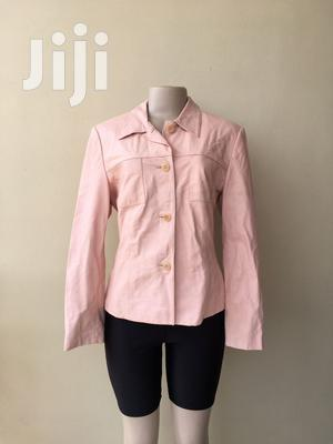 Pink Leather Coat   Clothing for sale in Morogoro Region, Morogoro Rural