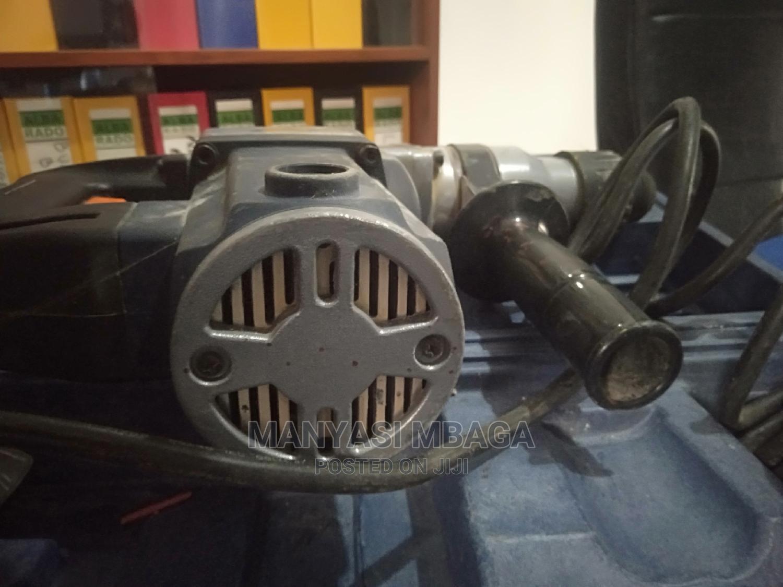 Archive: Drill Machine