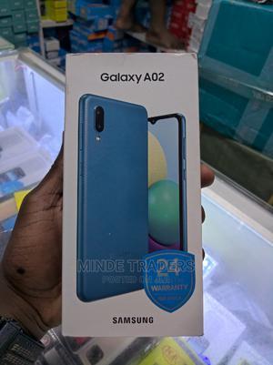 New Samsung Galaxy A02 32 GB Blue | Mobile Phones for sale in Dar es Salaam, Ilala