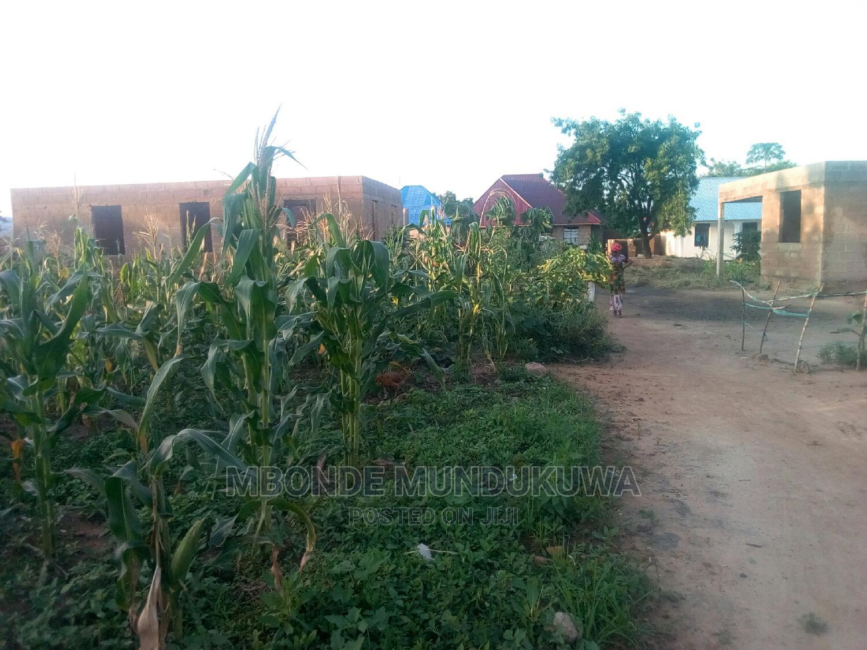 Kiwanja Cha Makazi Udom