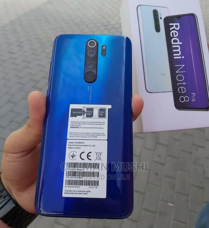 New Xiaomi Redmi Note 8 Pro 128 GB Blue