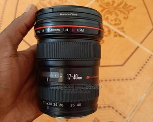 Canon 17-40mm Wide Zoom Lens   Accessories & Supplies for Electronics for sale in Dar es Salaam, Kinondoni