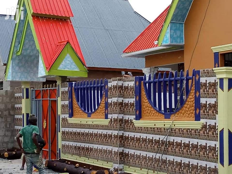 Nyumba Ya Vyumba Vinne Ina Uzwa Milioni, 45 , Ipo Mbagala Chamazi,45ml   Houses & Apartments For Sale for sale in Temeke, Dar es Salaam, Tanzania