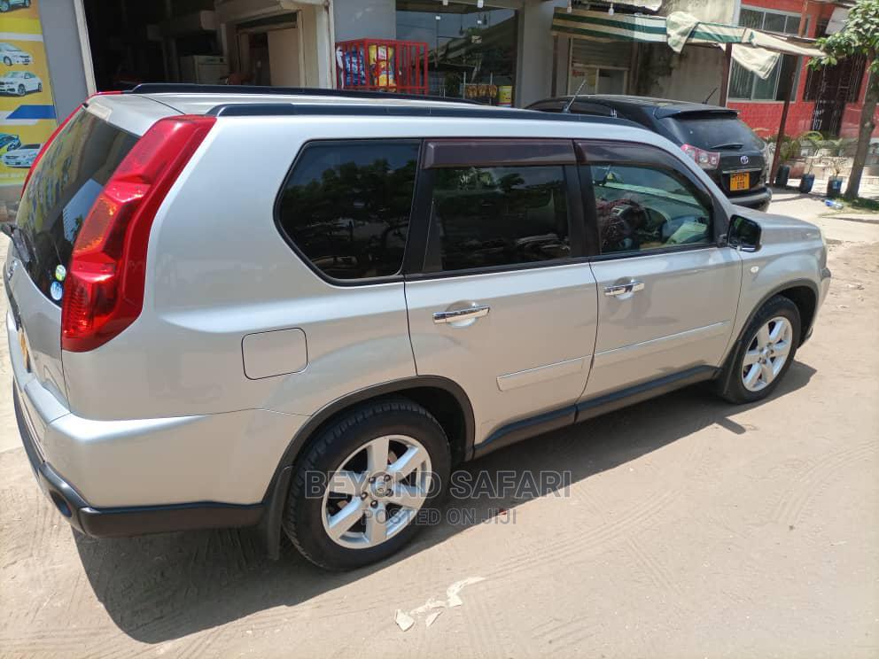 Nissan X-Trail 2009 Silver | Cars for sale in Kinondoni, Dar es Salaam, Tanzania