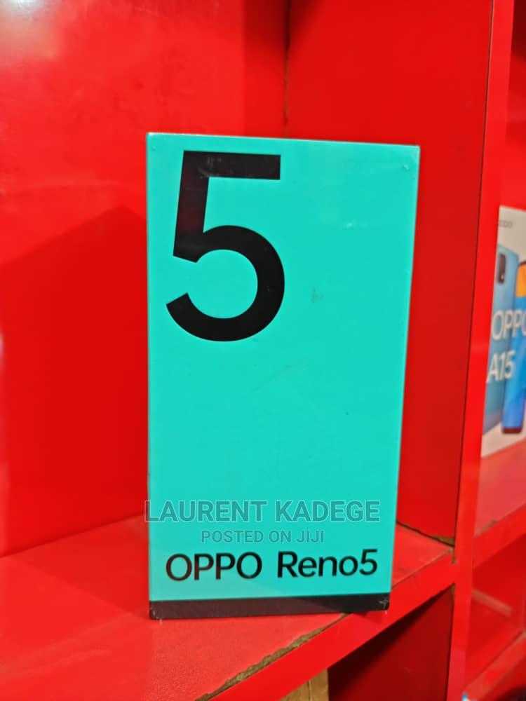 New Oppo Reno5 Pro 5G 128 GB Silver