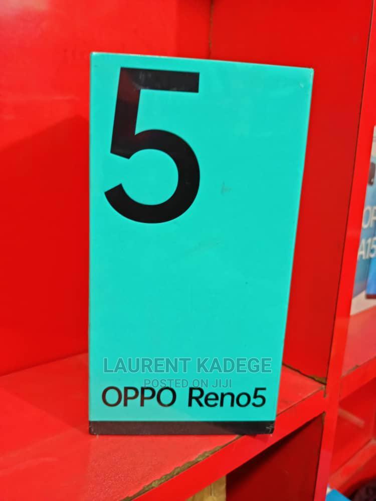New Oppo Reno5 Pro 5G 128 GB Silver | Mobile Phones for sale in Ilala, Dar es Salaam, Tanzania