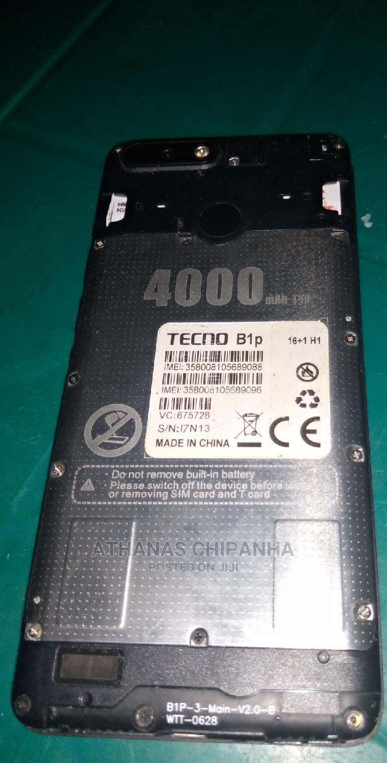 Archive: Tecno Pop 2F 16 GB Black