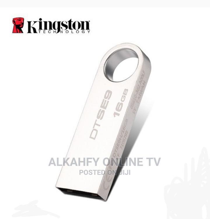 Archive: Original Kingston Flash Drive 128gb