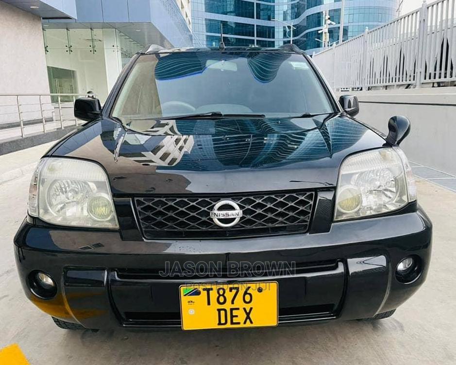 Nissan X-Trail 2002 Black