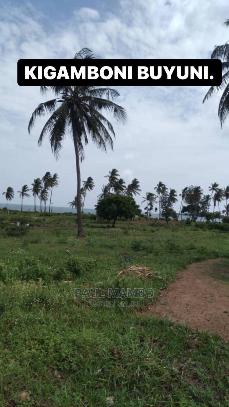 Viwanja Kigamboni Buyuni Beach Plots | Land & Plots For Sale for sale in Kinondoni, Dar es Salaam, Tanzania