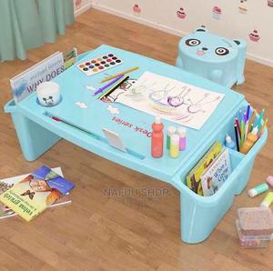 Portable Multipurpose Plastic Table   Children's Furniture for sale in Dar es Salaam, Ilala