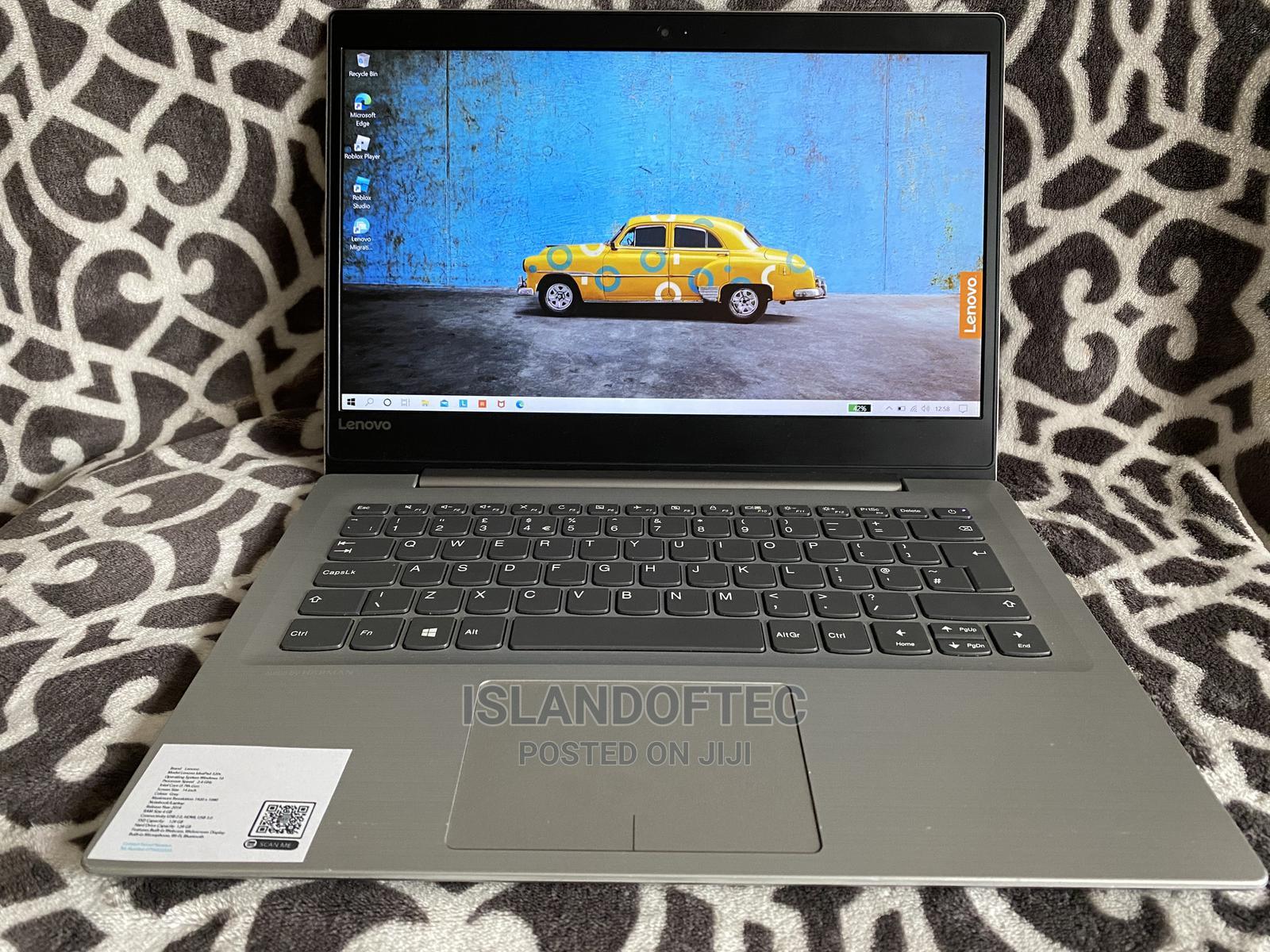 Laptop Lenovo IdeaPad 320S 4GB Intel Core I3 SSD 128GB