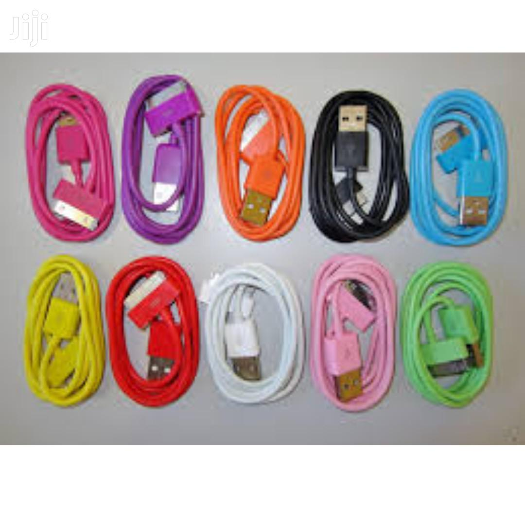 Usb For iPhone 3&4 | Accessories for Mobile Phones & Tablets for sale in Kinondoni, Dar es Salaam, Tanzania