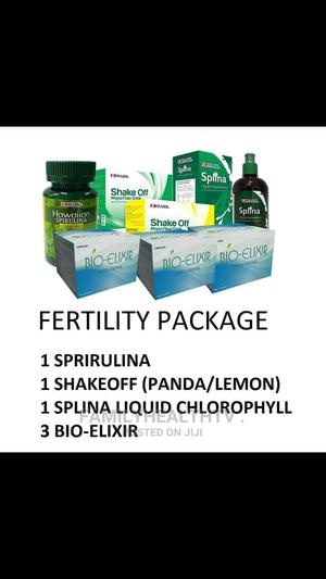 Fertility Pack (Uzazi Package) - 100% Natural | Vitamins & Supplements for sale in Dodoma Region, Dodoma Rural