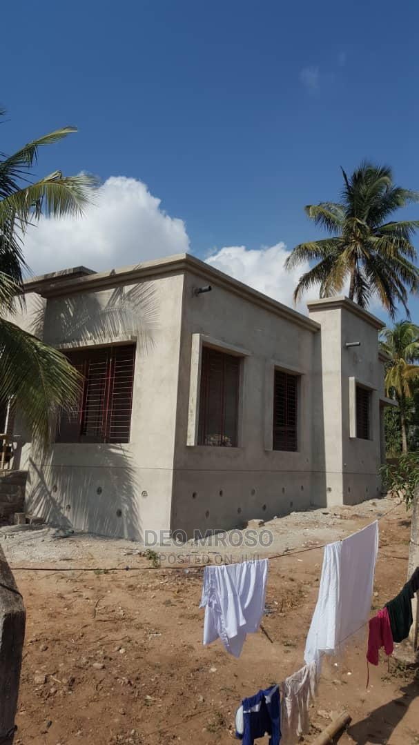 House for Sale at Madale Mivumoni, Plot Size 2300 Sqm | Houses & Apartments For Sale for sale in Mbezi, Kinondoni, Tanzania