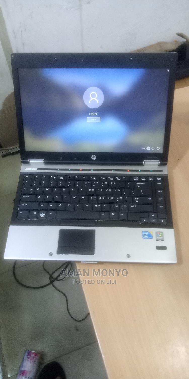 Laptop HP EliteBook 8440P 4GB Intel Core I5 HDD 500GB | Laptops & Computers for sale in Ilala, Dar es Salaam, Tanzania