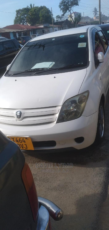 Toyota IST 2003 White | Cars for sale in Kinondoni, Dar es Salaam, Tanzania