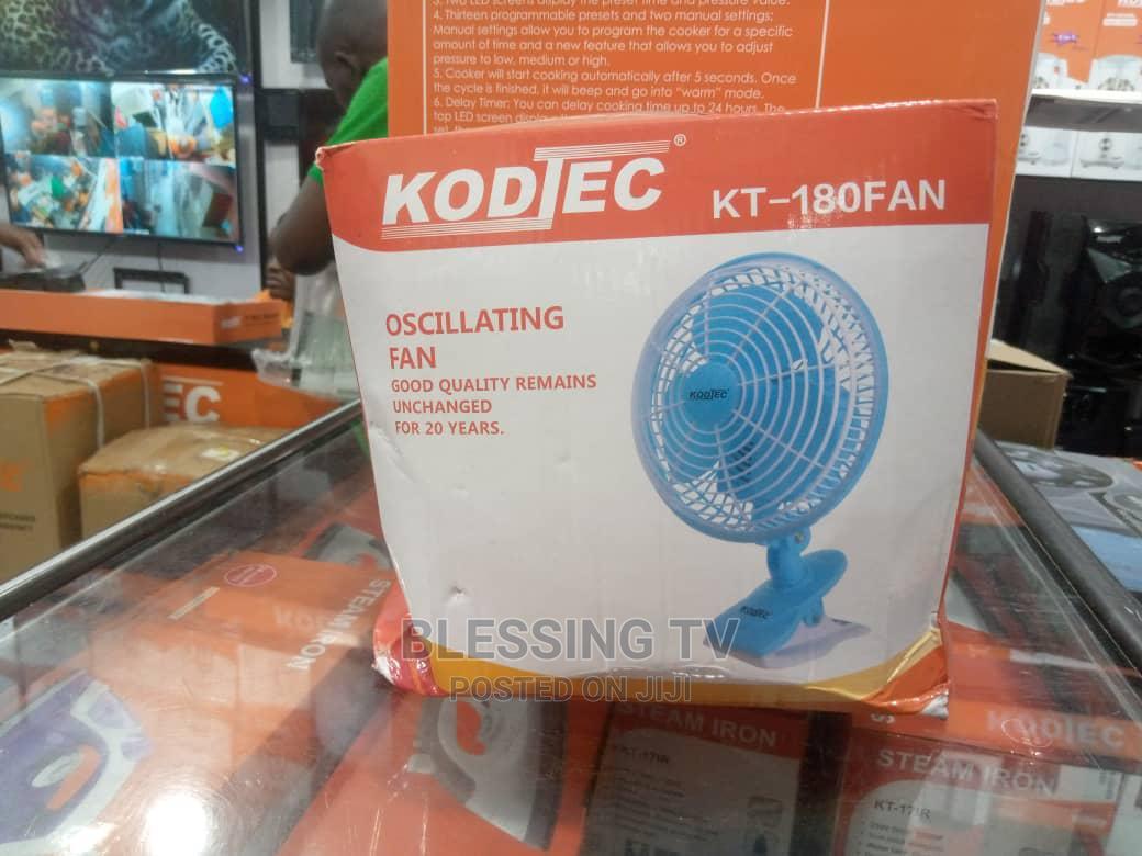 Kodtec Fan