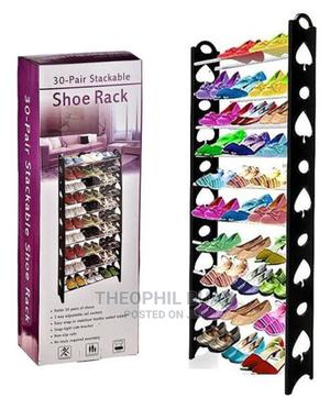 Stackable Shoe Rack | Furniture for sale in Dar es Salaam, Ilala