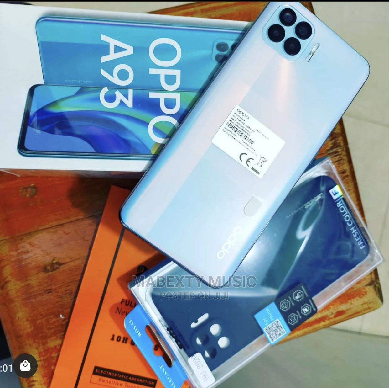 Archive: New Oppo A93 128GB