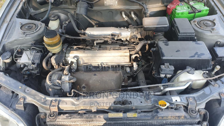 Archive: Toyota RAV4 1999 Silver