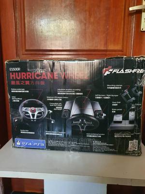Hurricane Racing Wheel for Playstation 4 3   Video Games for sale in Dar es Salaam, Kinondoni