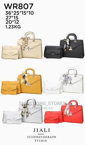 Full Handbags Original 3pieces | Bags for sale in Dar es Salaam, Kinondoni