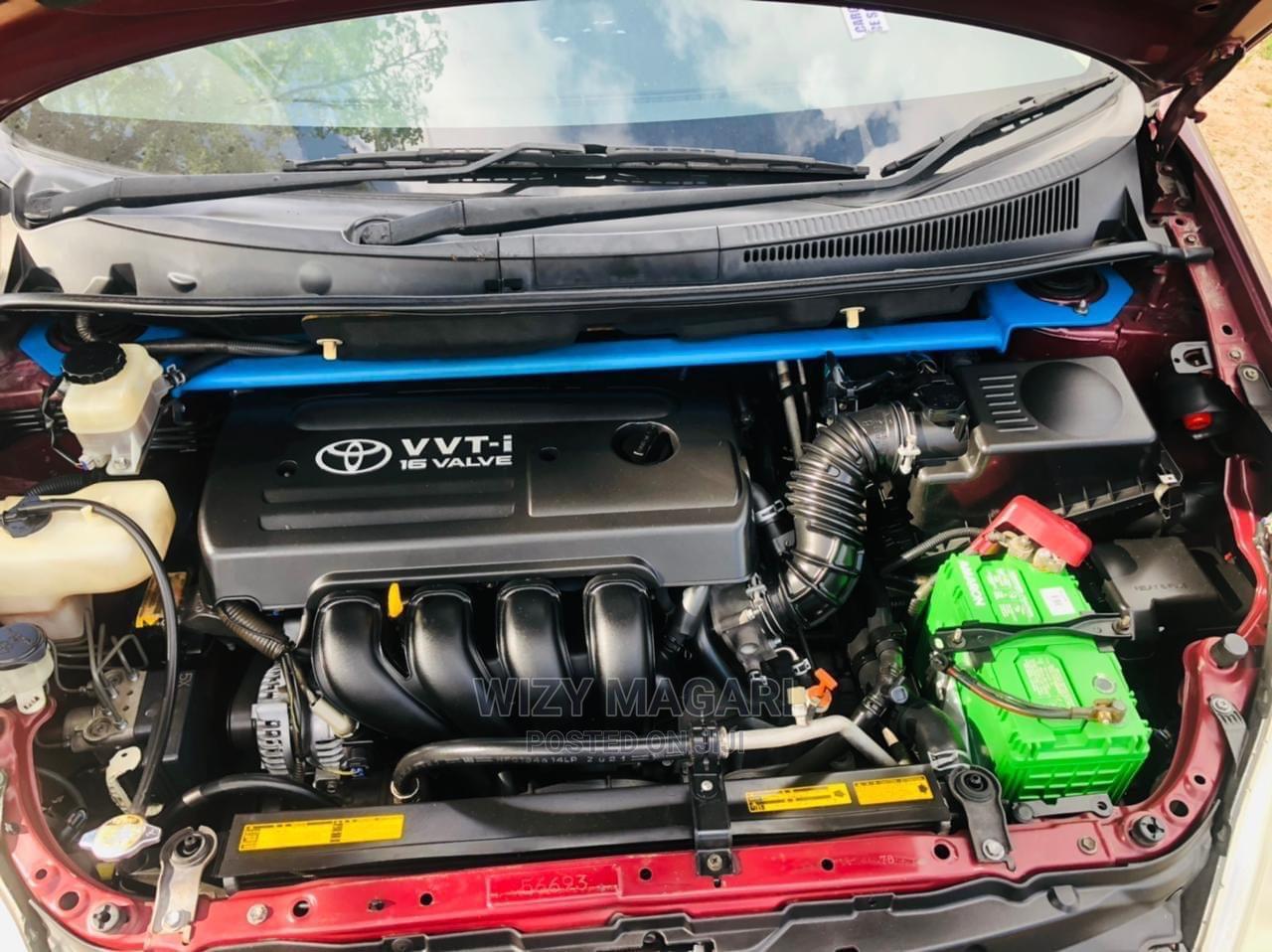 Toyota Wish 2006 Brown | Cars for sale in Kinondoni, Dar es Salaam, Tanzania