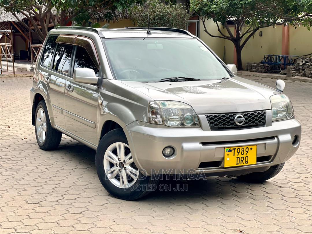 Nissan X-Trail 2005 Silver   Cars for sale in Kinondoni, Dar es Salaam, Tanzania