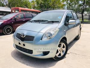Toyota Vitz 2006 Blue   Cars for sale in Dar es Salaam, Kinondoni