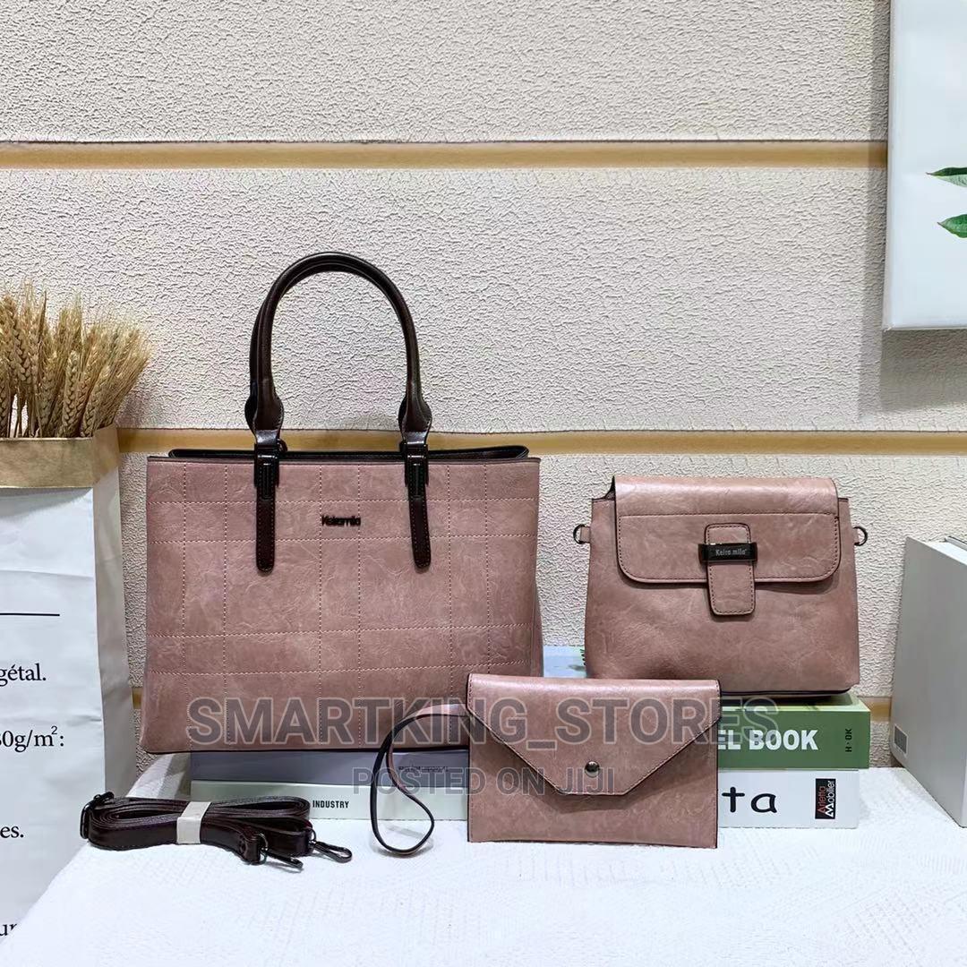 Handbags Original 3piece   Bags for sale in Kinondoni, Dar es Salaam, Tanzania