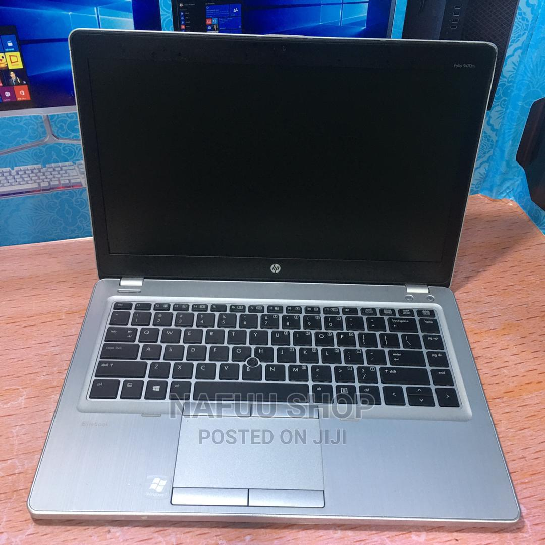 Laptop HP EliteBook Folio 9470M 4GB Intel Core I5 HDD 500GB | Laptops & Computers for sale in Ilala, Dar es Salaam, Tanzania
