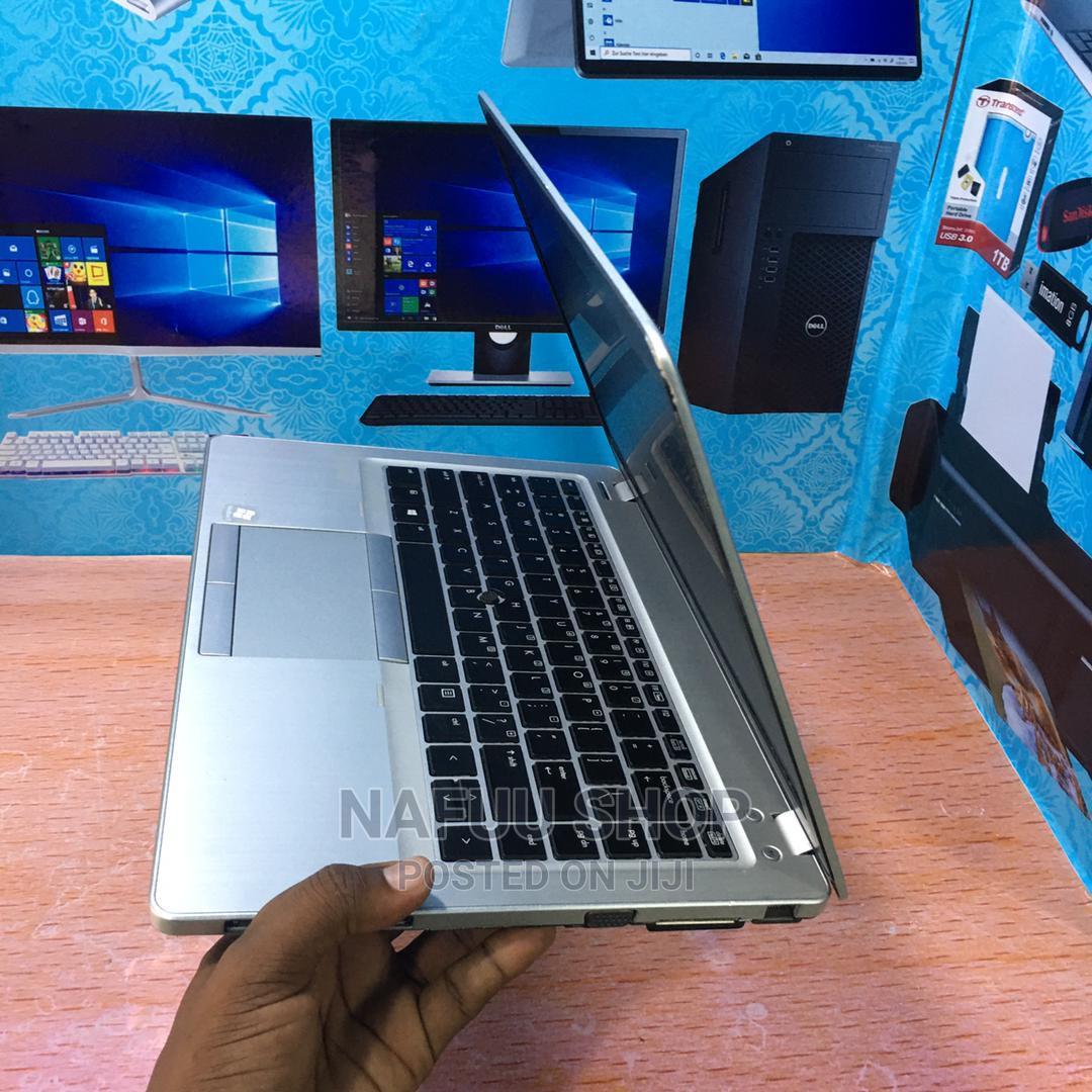 Laptop HP EliteBook Folio 9470M 4GB Intel Core I5 HDD 500GB   Laptops & Computers for sale in Ilala, Dar es Salaam, Tanzania