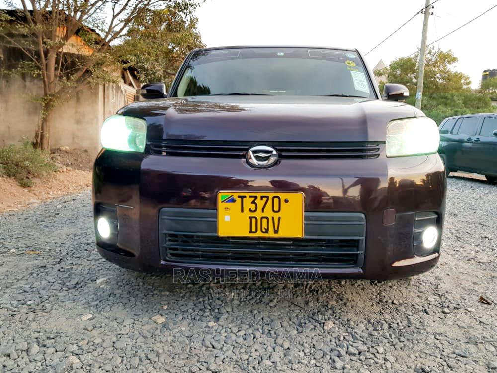 Archive: Toyota Corolla Rumion 2008 Brown