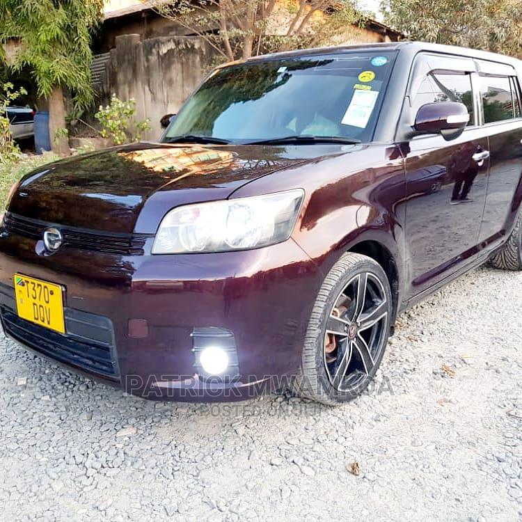 Archive: Toyota Corolla Rumion 2008 Hatchback 1.5 FWD Purple