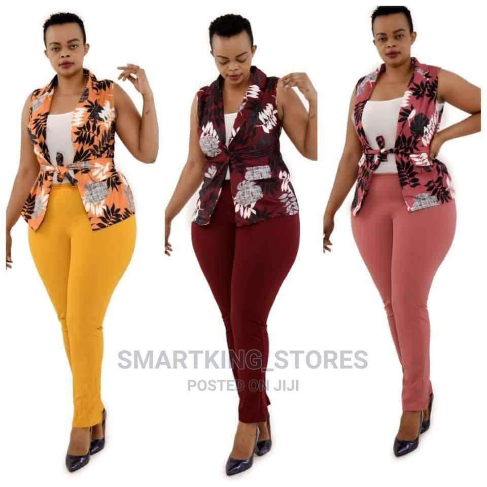Ladies Full Suit Original | Clothing for sale in Kinondoni, Dar es Salaam, Tanzania