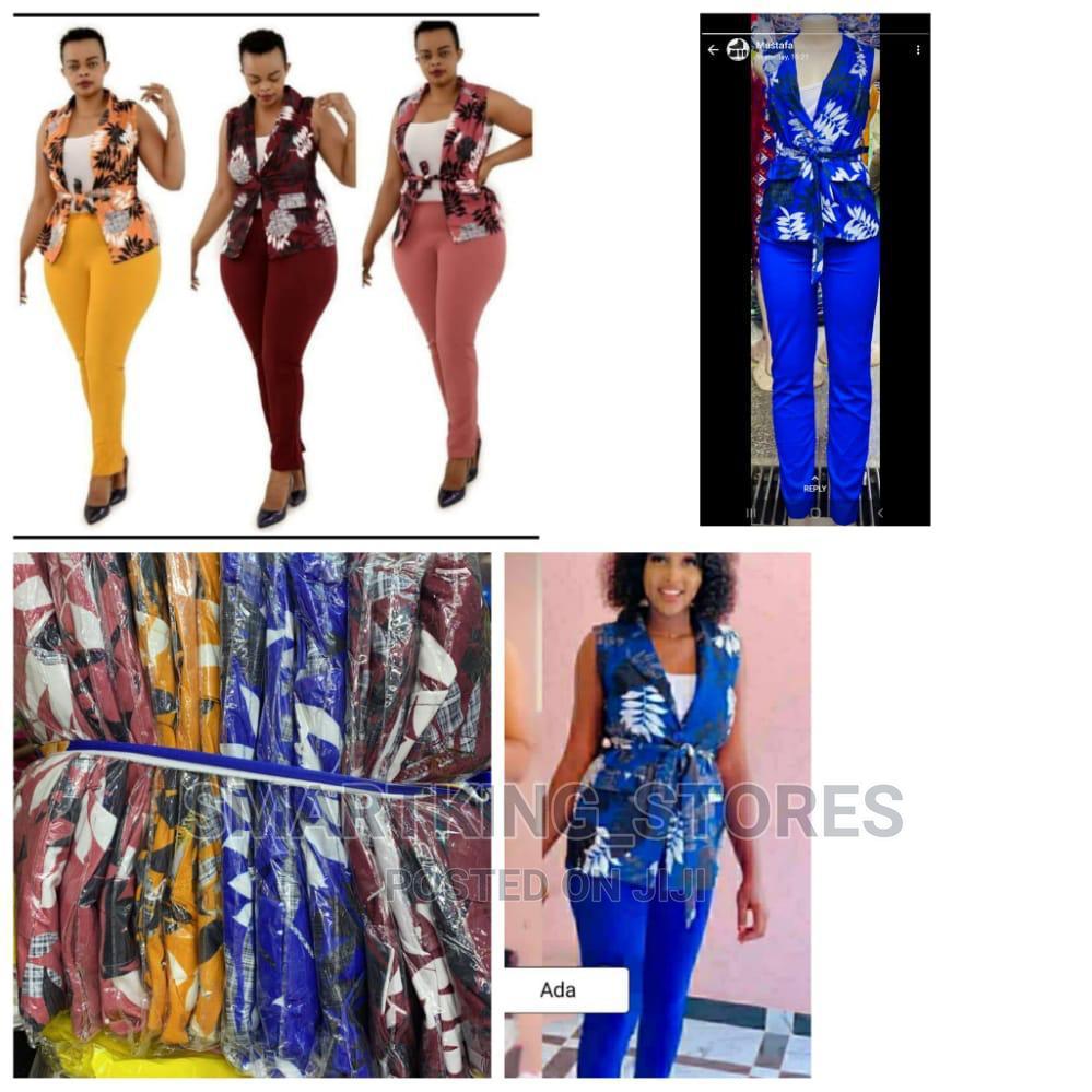 Ladies Full Suit Original