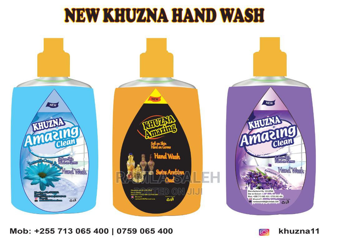 Archive: Hand Washes
