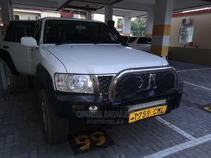 Nissan Patrol 2010 White | Cars for sale in Dar es Salaam, Kinondoni