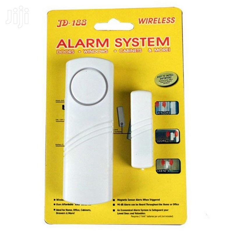 JD-188 Security Alarm