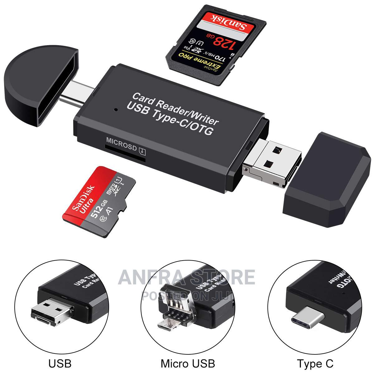 Archive: USB SD Memory Card Adapter