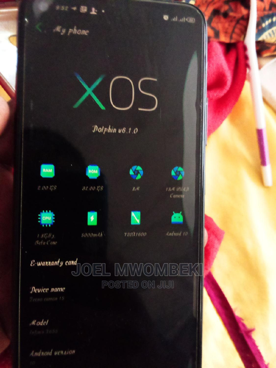 Archive: New Infinix Hot 9 32 GB Black