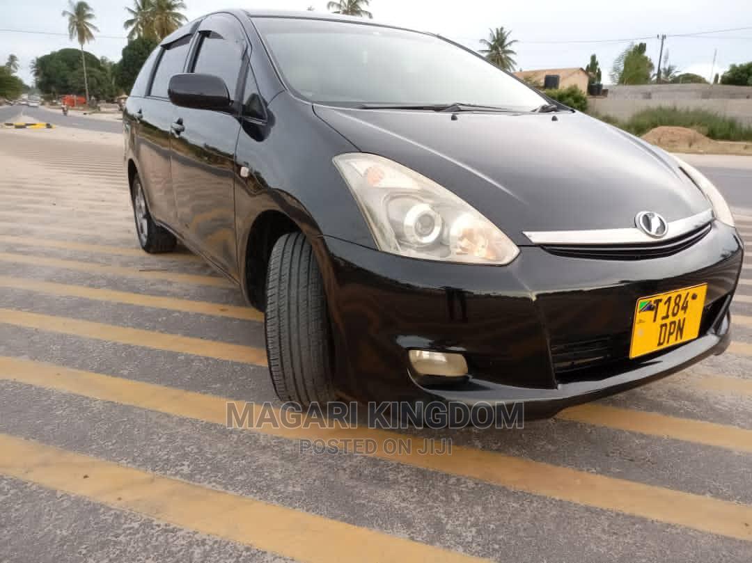 Toyota Wish 2006 Black